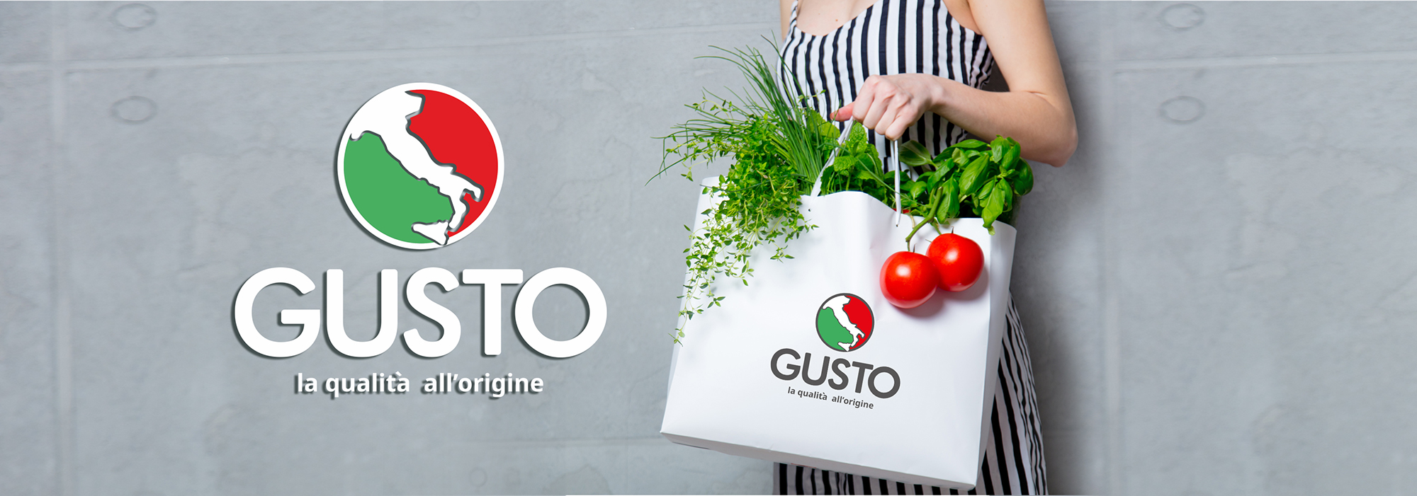 Gusto - la qualita  all' origine