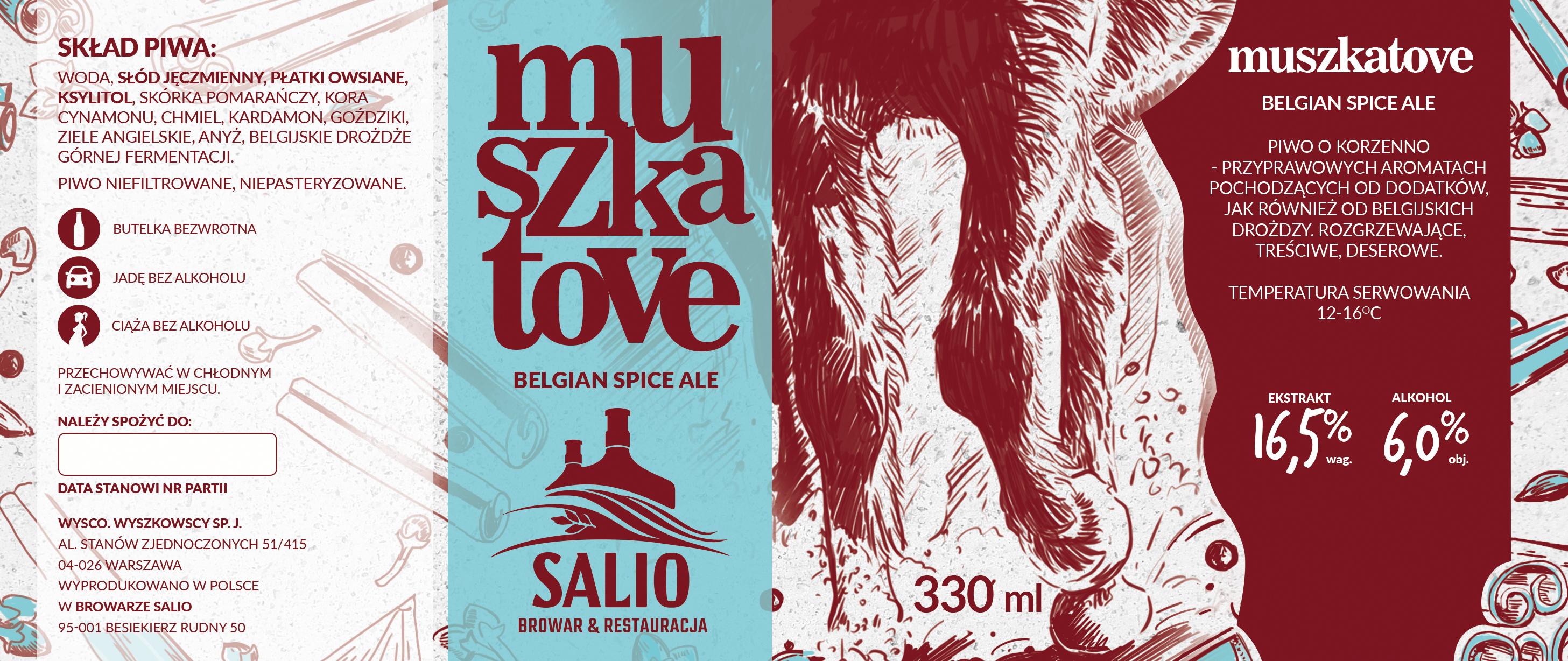 Salio - ośrodek jeździecki, browar restauracyjny. 8